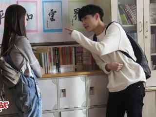 求婚大作战陈都灵X张艺兴学生时代CP壁纸
