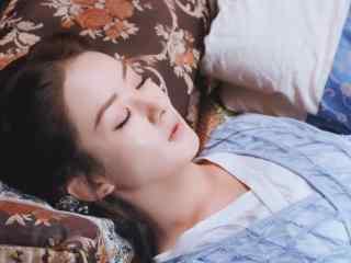 楚乔传赵丽颖美丽睡颜图片