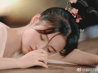 热血长安鞠婧祎唯美图片