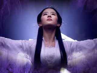 刘亦菲小龙女唯美剧照壁纸