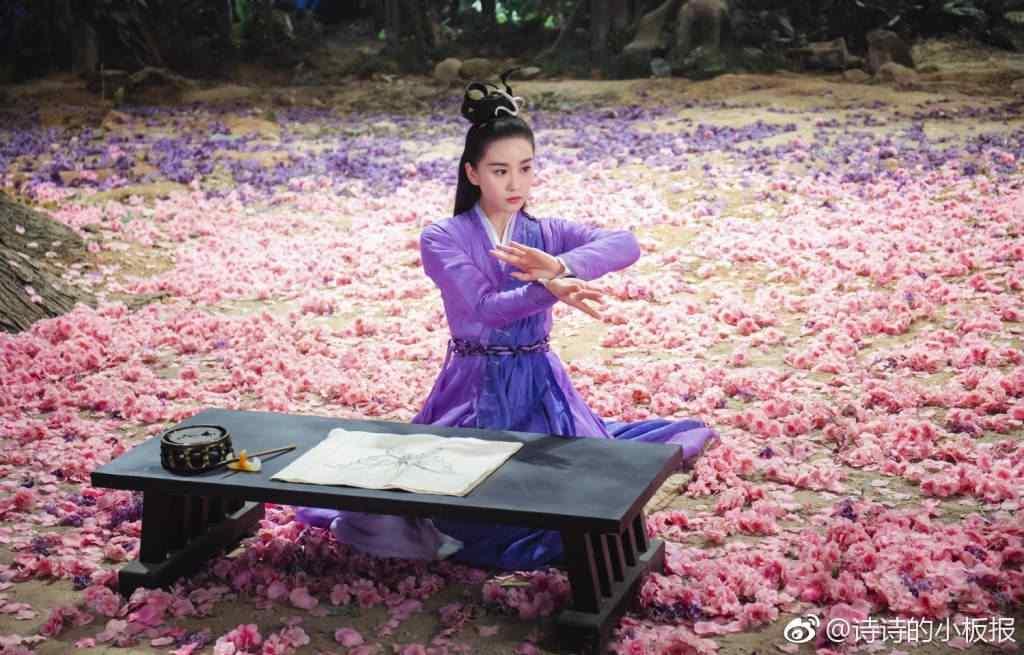 醉玲珑电视剧刘诗诗凤卿尘桌面壁纸