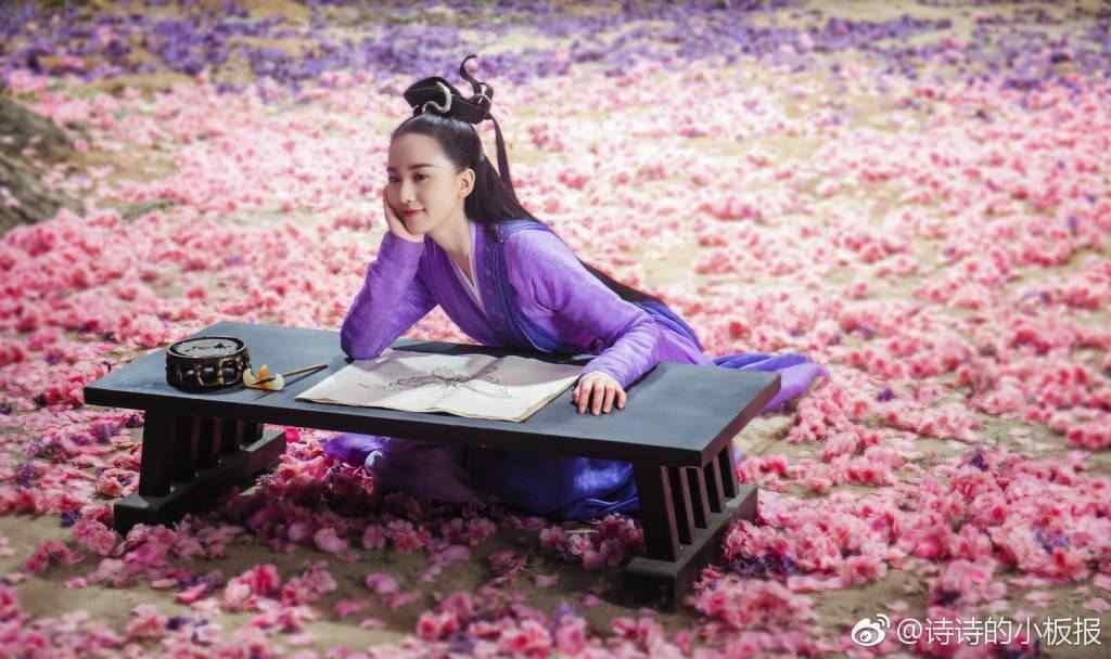 醉玲珑电视剧刘诗诗可爱桌面壁纸