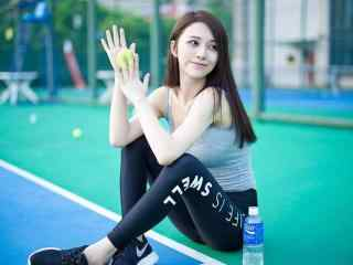 陽(yang)光長(chang)腿美(mei)少女(nv)夏日zhao)碩dong)寫(xie)真壁紙