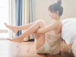 小清新長腿美少女可愛寫真圖片