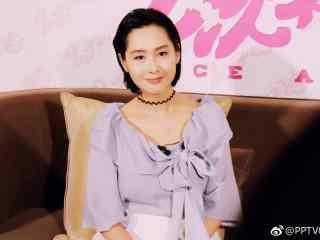 电影二次初恋朱茵宣传图