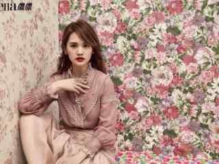 美女歌手杨丞琳时尚写真