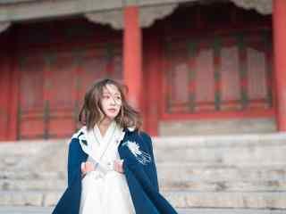 古装美女壁纸唯美古装美女北京故宫写真高清壁纸小清新壁纸美女清新壁纸性感写真集
