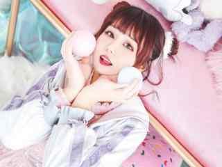 齐刘海萝莉美少女私房写真图片桌面壁纸