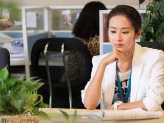 《冰与火的青春》夏冰颖儿办公室剧照图片桌面壁纸
