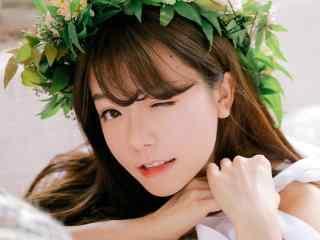 日系清新美少女养眼写真图片