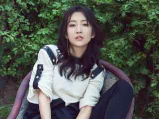 王鸥清新时尚魅力写真图片桌面壁纸