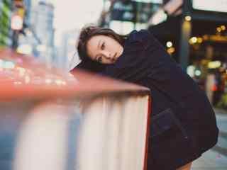 倪妮气质优雅甜美写真