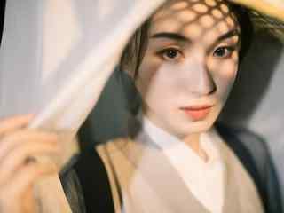 古装美女唯美意境写真高清壁纸