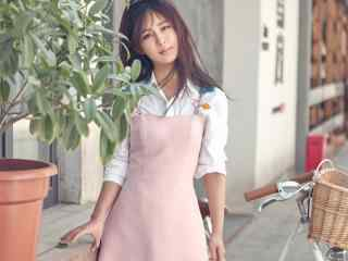 杨紫性感少女写真图片