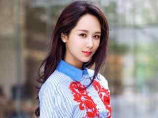 精选杨紫清新唯美高清壁纸