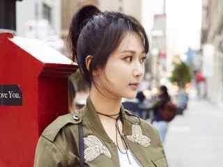 杨紫时尚魅力短发图片