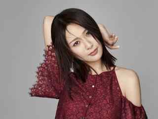 杨紫轻熟女风格写真图片