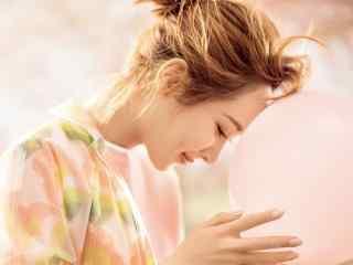 杨紫时尚少女写真图片