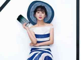 杨紫清新唯美高清壁纸
