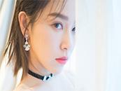 阚清子唯美潇洒写真短发图片