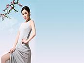清纯美女模特阚清子短发写真图片高清壁纸