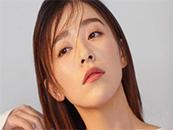 阚清子淡妆唯美秀气写真短发图片