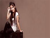 歌手邓紫棋甜美可