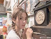 楊超越黃(huang)發雙(shuang)馬尾可(ke)愛(ai)高清壁紙圖片