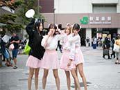 楊超越CH2女團成員高清壁紙圖片