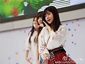 賴美雲(yun)漢服表演唯美可愛高清壁紙圖片