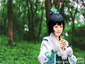 賴美雲(yun)cos森林精(jing)靈高清唯美壁紙圖片