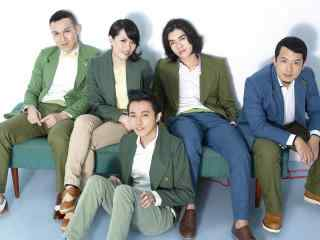 苏打绿乐队小清新风格专辑封面图片桌面壁纸