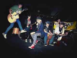 苏打绿乐队成员个性时尚图片桌面壁纸