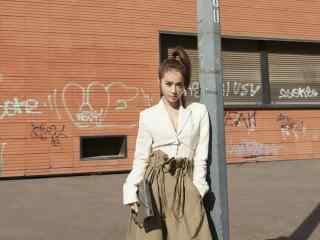 蔡依林时尚杂志各种造型时尚写真桌面壁纸