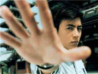 香港著名艺人陈冠希桌面壁纸