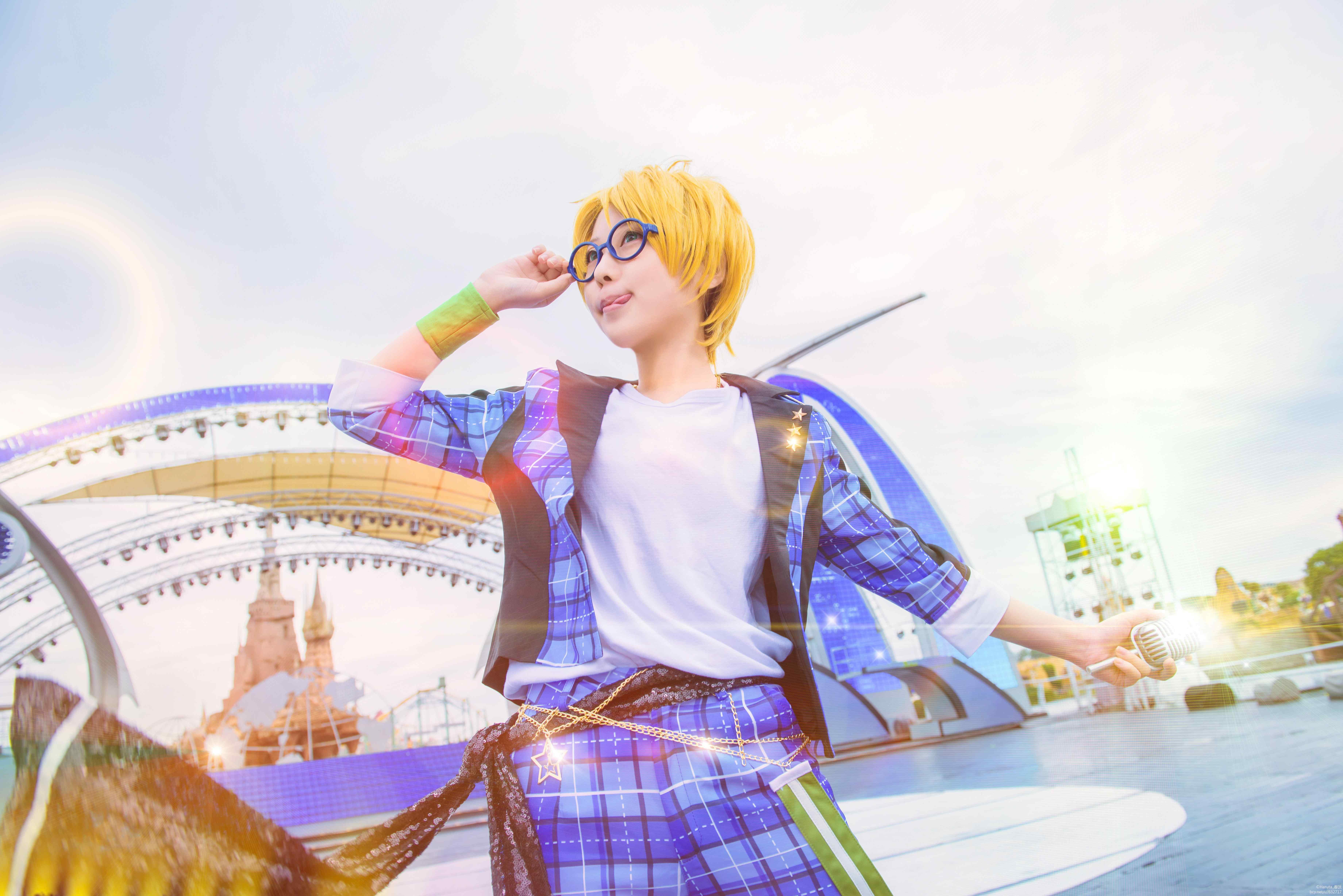 《偶像梦幻祭》之cosplay游木真