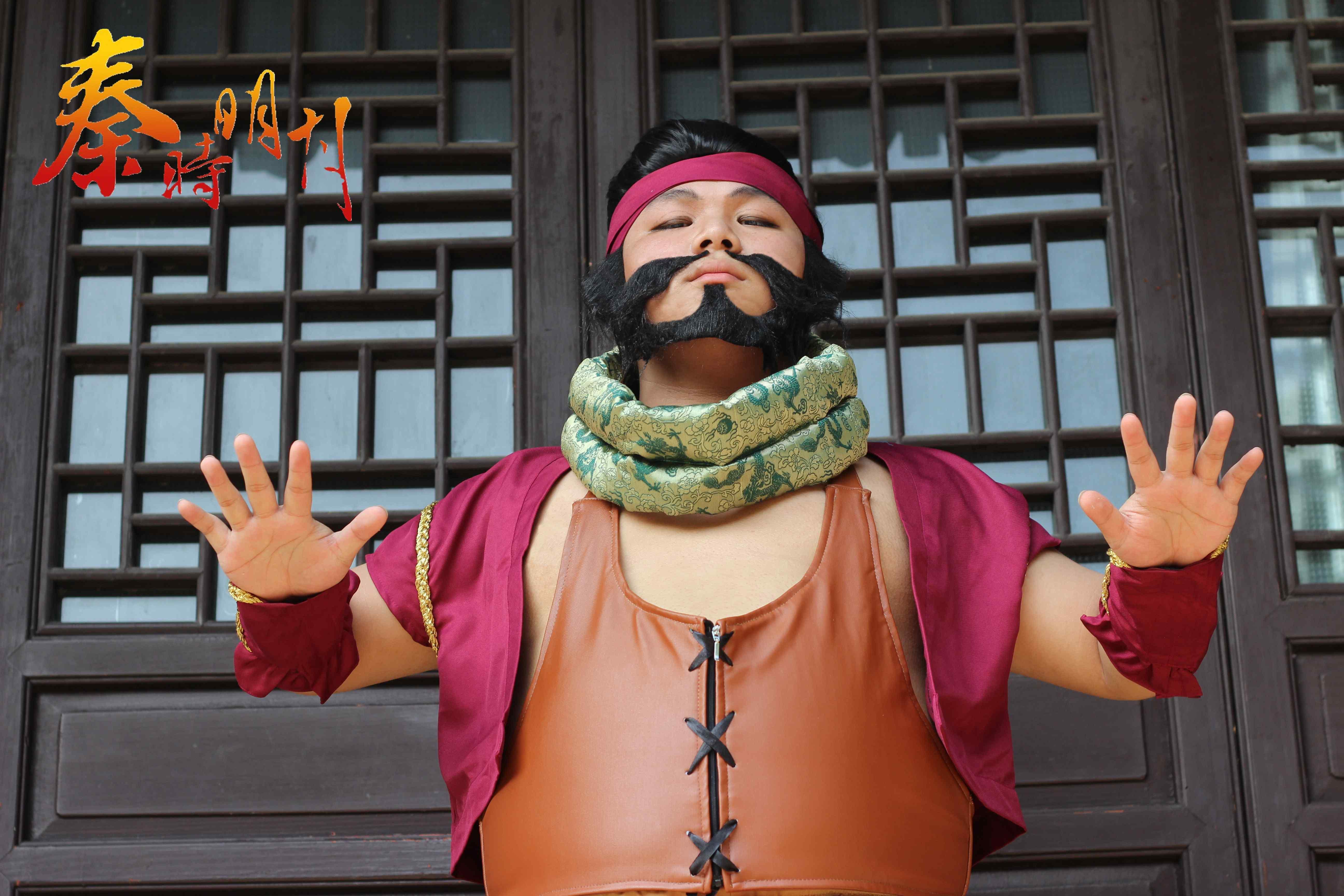 秦时明月之cosplay庖丁桌面壁纸
