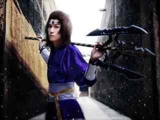 秦时明月之cosplay项少羽桌面壁纸