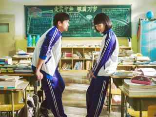 电影匆匆那年彭于晏倪妮桌面壁纸