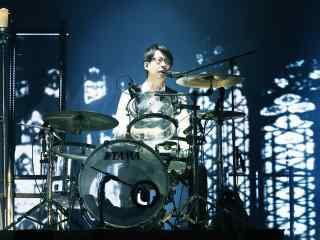 五月天冠佑之Just Rock It演唱会西安站桌面壁纸