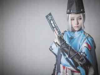 阴阳师安培晴明帅气cosplay图