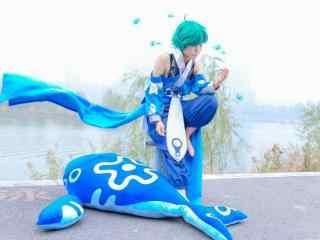 王者荣耀庄周cosplay