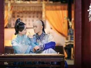 龙珠传奇之秦俊杰与杨紫海报壁纸
