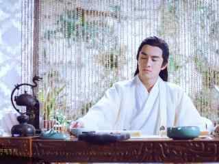 楚乔传宇文玥公子喝茶图片壁纸