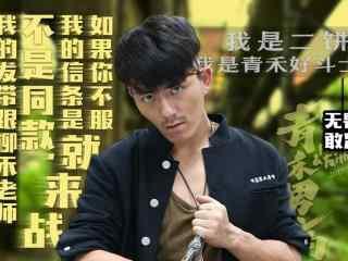 电影青禾男高张宁江海报壁纸