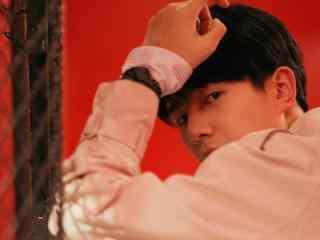 刘昊然帅气写真高