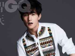 杨洋时尚炫酷杂志图片写真