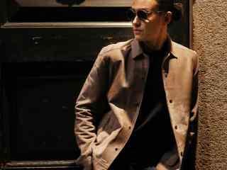 周一围米兰时尚街拍图片