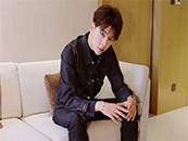 徐海乔酷炫狂拽霸道总裁风写真壁纸图片