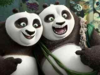 功夫熊猫高清桌面壁纸